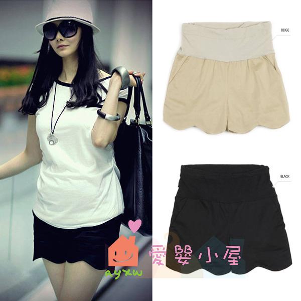 1 summer maternity clothing maternity shorts fashion wave shorts belly pants xyc065