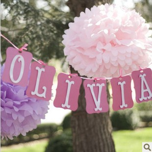 """12"""" fashion birthday party decoration multicolor paper flower balls on wedding 20pcs/lot free shipping"""