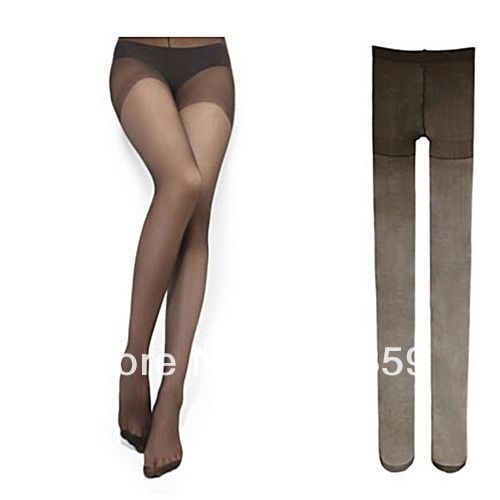 1pc Cheap Women's Long Transparent Breathable Socks,Ladies Leggings Stockings,Free Shipping   650487