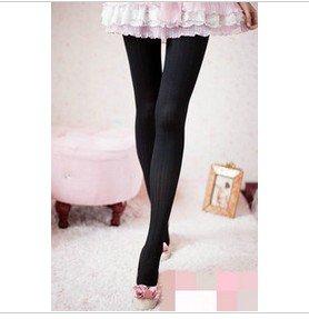 1pcs Free shipping Autumn wheat design 140d socks pantyhose slim item, thin