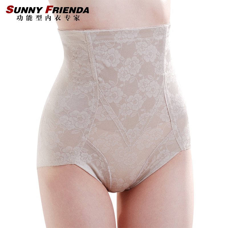 2 high waist postpartum abdomen pants drawing abdomen drawing butt-lifting panties body shaping pants corset pants 2609