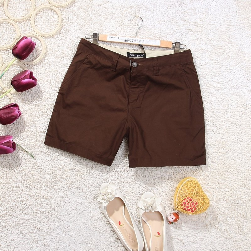 2012 AMIO plate brief fashionable casual shorts all-match pants short d900a