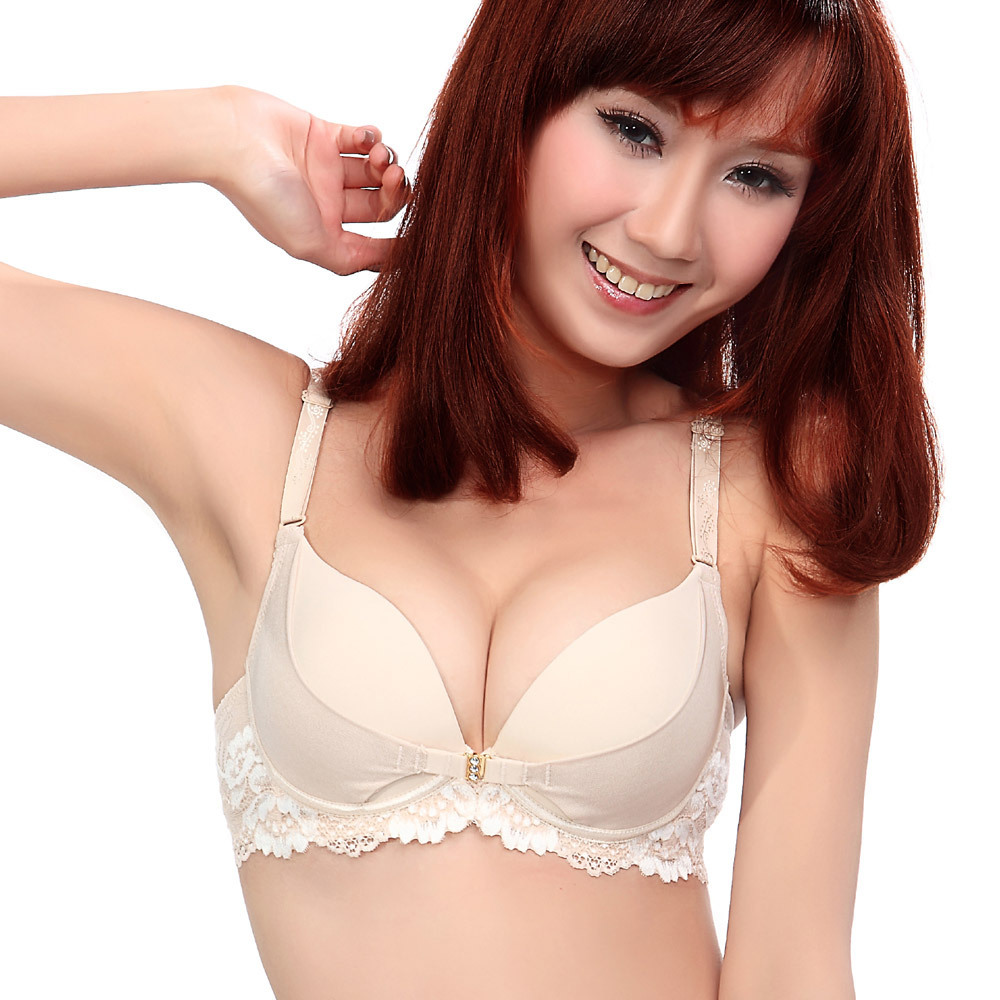 2012 autumn and winter  women's underwear black skin color rose essential oil push up new arrival bra 9127