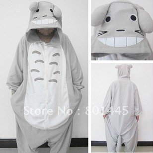 2012 Autumn Spring Mouse design adult romper nonopnd one piece stretchy sleeper soft polar fleece for 145~185cm free shipping