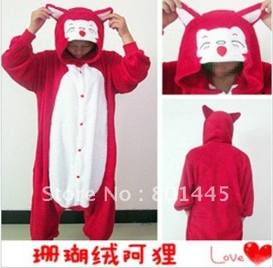 2012 long sleeve cute bear design adult romper nonopnd one piece stretchy sleepers for 145~185cm free shipping wholesale
