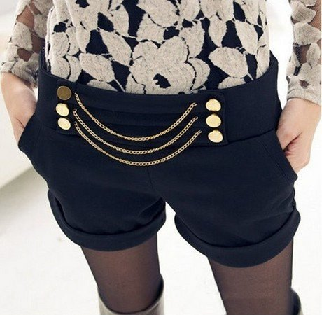 2012,new arrival,free shipping,elegant ,sexy ,retro ,high waist shorts,wholesale and retail!!!
