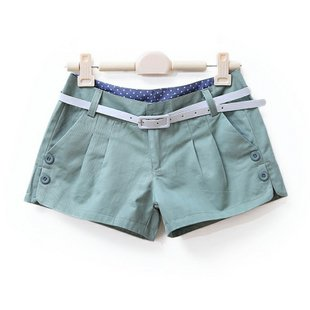 2012,new arrival,free shipping,leisure shorts,  button shorts,wholesale and retail