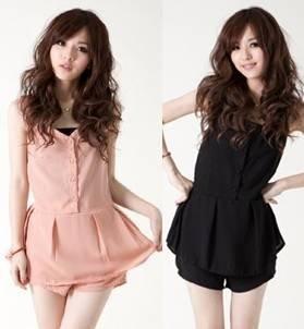 2012 New Arrival,Korean/Japan women's fashion Hot jumpsuits/Rompers ladie's elegant overalls/Jumpsuit for Women/X1987