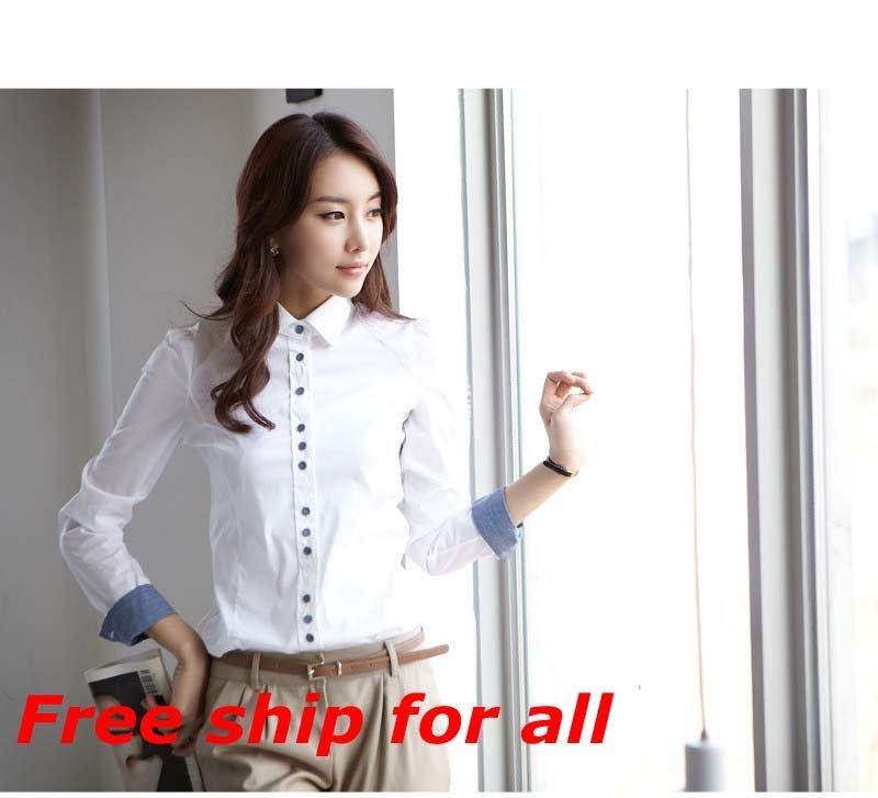 Купить Красивую Белую Блузку Рубашку