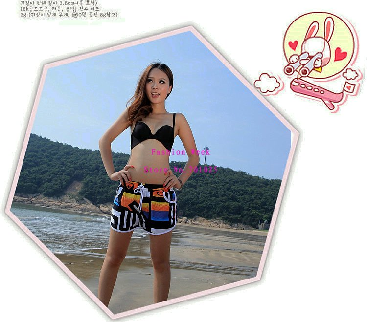 2012 new Fashion Quick-drying ladies beach pants women quick dry shorts beachwear short trousers pants ,FREE SHIPPING