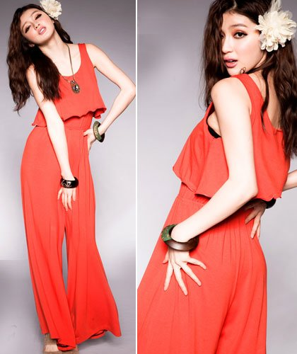2012 Newest Free Size Solid Fashion Elastic Bohemian Dress