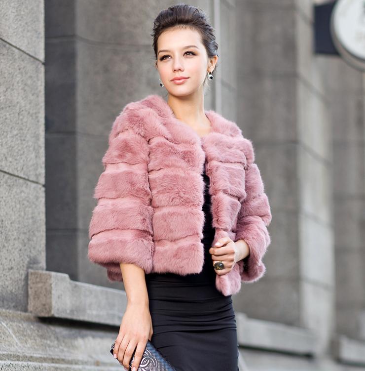 Короткая Куртка Из Меха Купить
