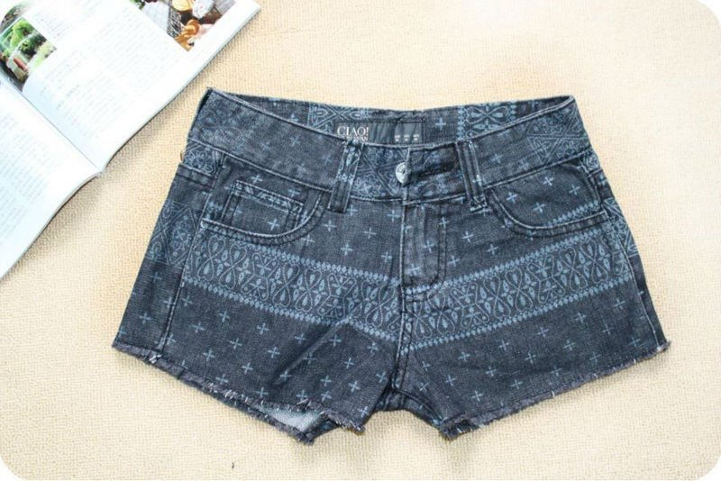 2012 Summer Free Shipping Fashion Sexy Slim Shorts for Women, Causal Wear, Hot Pants, Jeans Shorts