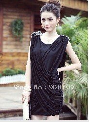 2012 Summer new Womens Fashion Dress Generous Slim Ladies skirts