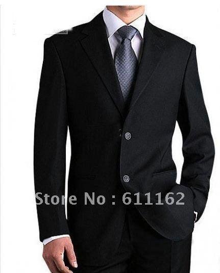 2013  Custom New Style latest fashion suit men's suit men's suit business suit Slim / Wedding (Clothes+Pants+Vest
