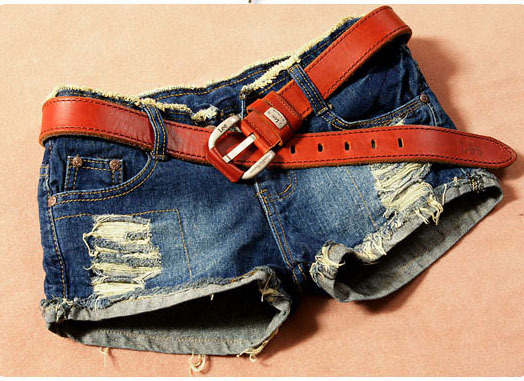 2013 fashion designer women jeans shorts pants lady garment  chaorenge-9616