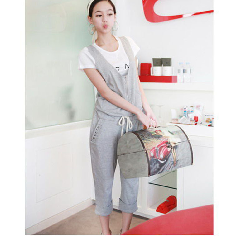 2013 fashion designer women trousers lady shorts pants clothes garment sisouhou-8248