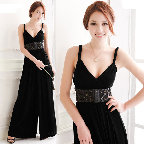 2013 Fashion star elegant jumpsuit women,rompers for ladies, bodysuit , Fashion Super Sexy Ladies,Sleeveless Strapless Jumpsuits