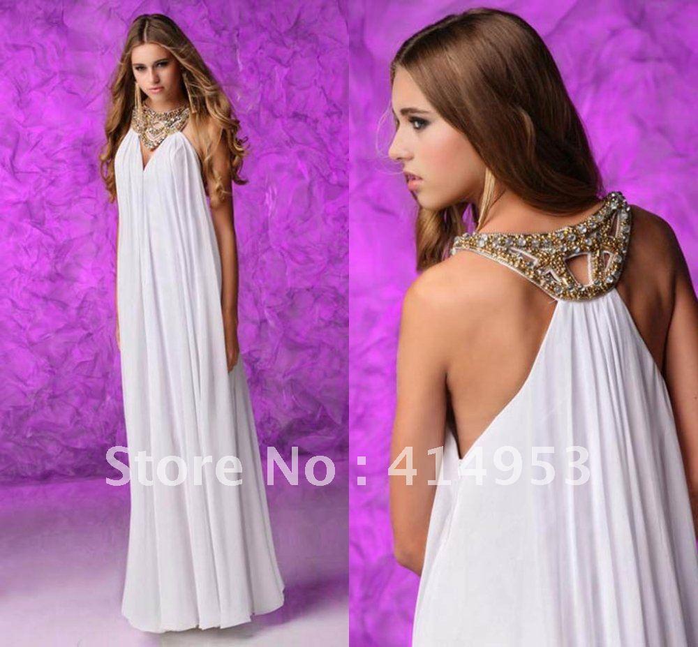 Вечернее Платье В Греческом Стиле Купить