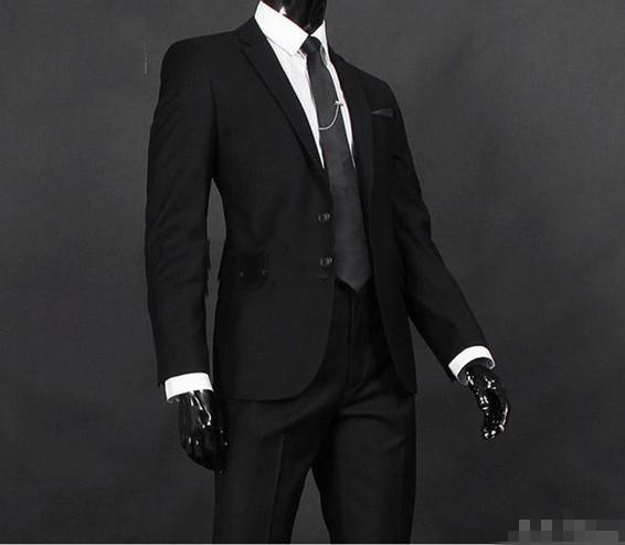 2013 In Stock Hot Groom Tuxedos Best man Suit Wedding Groomsman/Men Suits Size S M L XL XXL XXXL 009