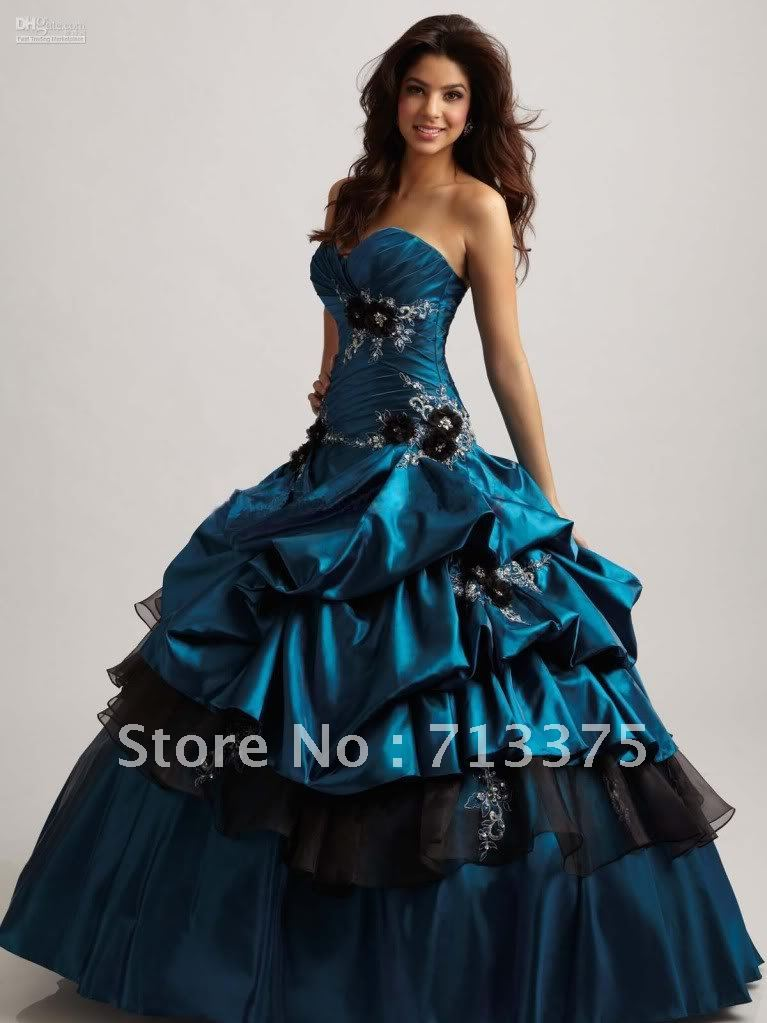 2013 New arrivals Sweetheart Prom ball gown Quinceanera dresses pageant *custom*