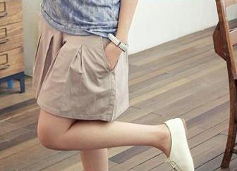 2013 new korea hot sale casual maternity shorts skirt pregant woman  shorts comfortable abdominal hot pants