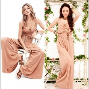2013 new rompers womens jumpsuit,fashion long skirts pants,fashion shirts for women, Free shipping