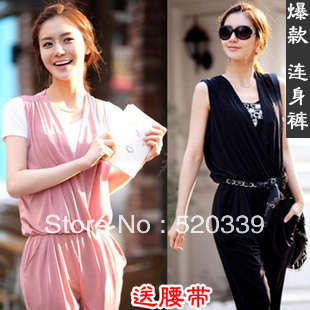 2013 summer poular fashion jump suit best sell outlets to European buy 4 items enjoy free shipping