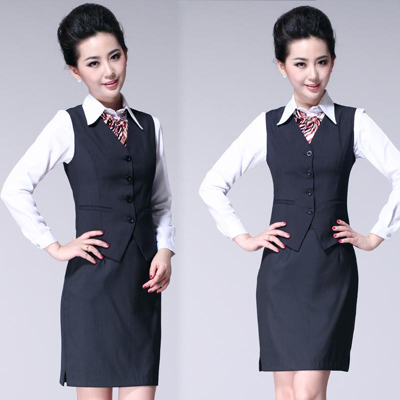 офисная деловая одежда для женщин фото