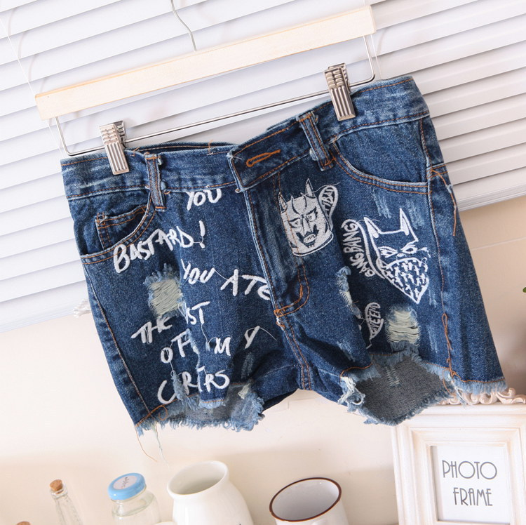 2013 women denim shorts lady jeans shorts low waist,free shipping