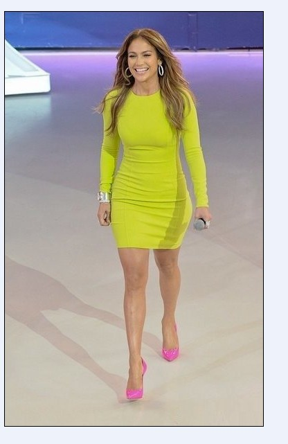 2013 yellow Long Sleeve kim kardashian CELEBRITY DRESSES  HL Bandage Dress evening dress cocktail/prom dress DROPSHIPPING