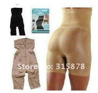 35Pcs/Lot+Wholesale - California Beauty Slimming Body Shaper Underwear Garment Carry buttock pants As Seen On TV