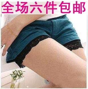 5283 summer safety  lace shorts dodechedron  pants  shopping the full or over $68 free shipping