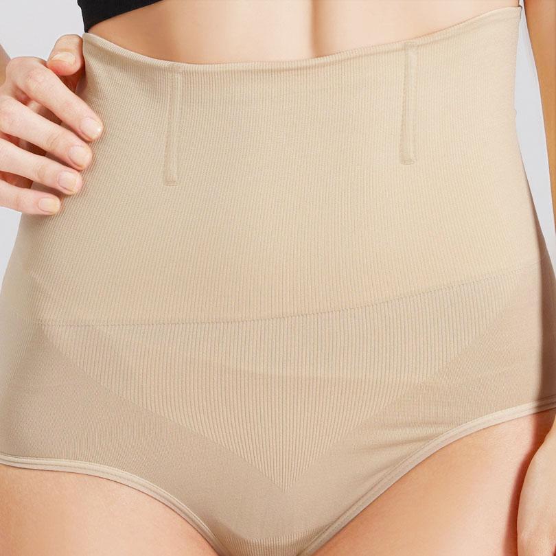 59 women's underwear high waist abdomen drawing body shaping pants tiebelt corselets butt-lifting panties body shaping beauty