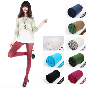 5pcs 40d Colorful Pantyhose Stockings Tights Leggings Stretchy MANY Colors in summer