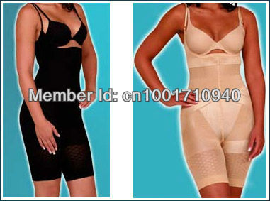 5pcs/lot Slim N Lift body suits bust up slimming suits body shaper