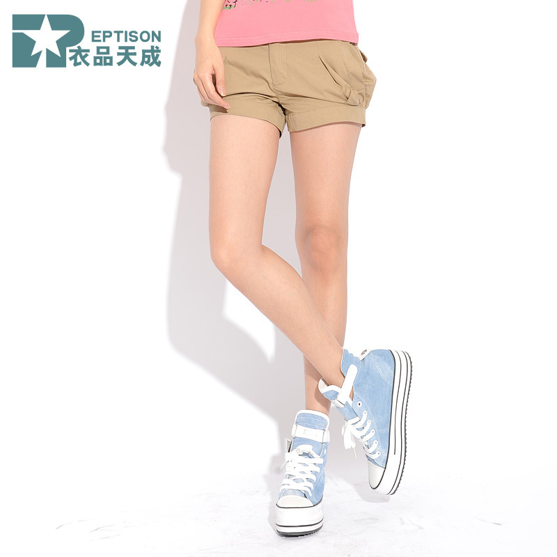 74 2012 AMIO women's single-shorts casual fashion shorts 12k026
