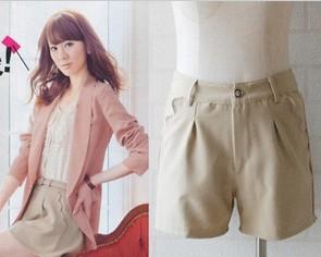 81952 Autumn wave leisure shorts pants