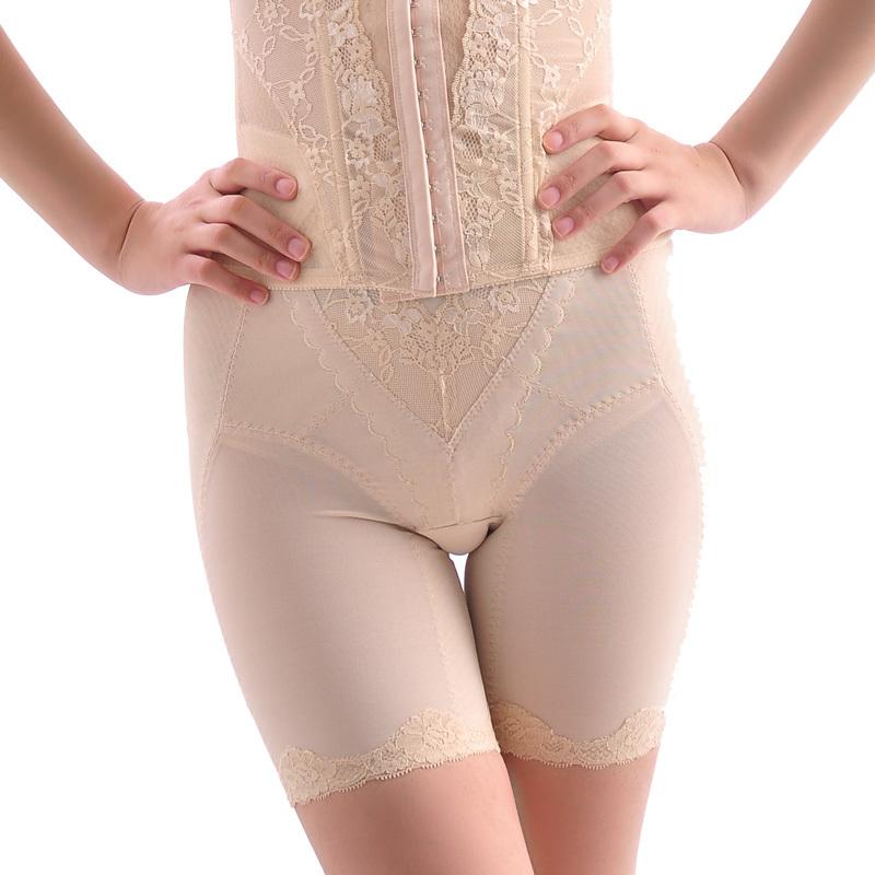 Antibiotic butt-lifting pants body shaping pants abdomen drawing thin four seasons comfortable corset pants