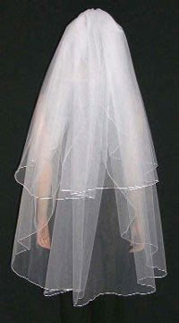 best selling DISCOUNT CHEAP 100% guarantee two layer wedding veil/bridal veil/head veil/tulle veil