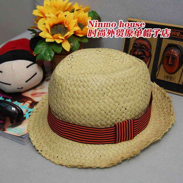 Big all-match small fedoras strawhat general hat jazz hat