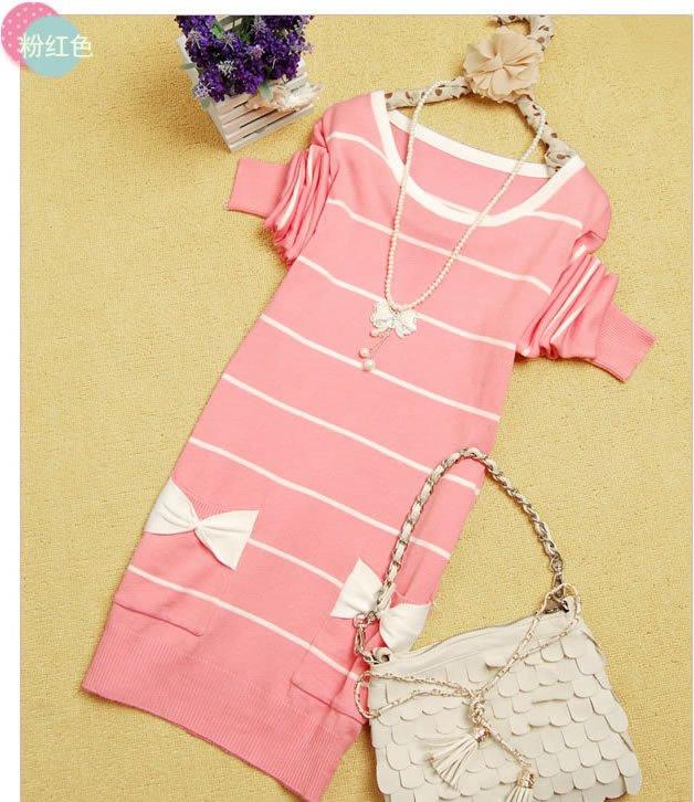 Black & blue & Pink Women Dresses