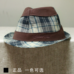 Black male Women jazz fedoras hat small hat