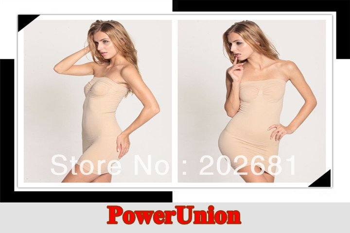 Body Shaper Slip Slim N Lift Ladies Magic Skirt Shapewear (OPP bag) 200pcs Free shipping