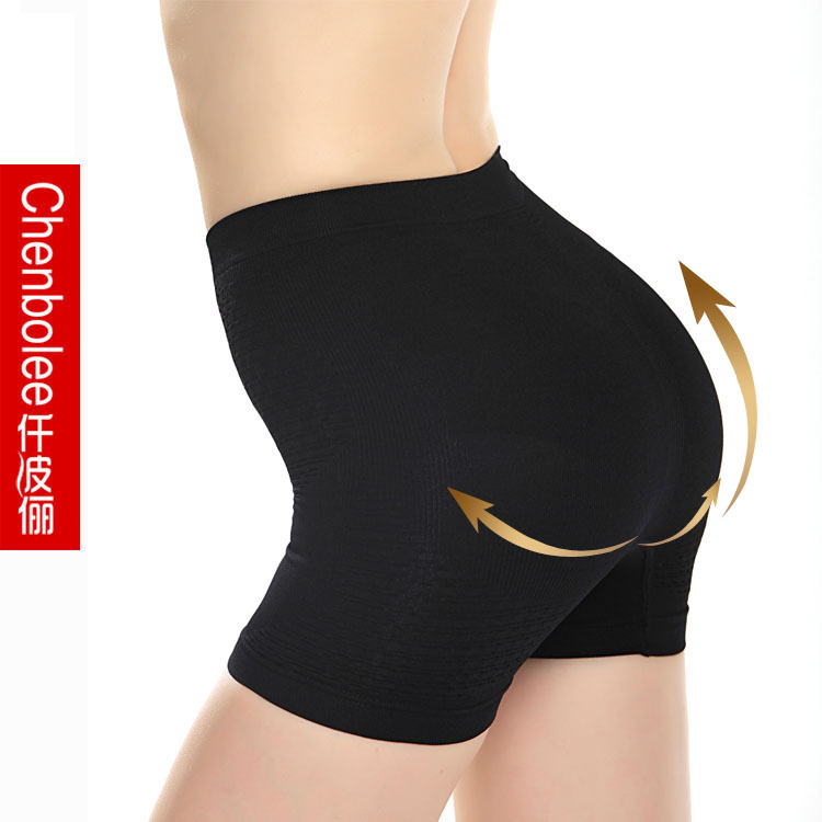 Body shaping De-Forest abdomen drawing butt-lifting body shaping pants seamless beauty care underwear plastic pants safety pants