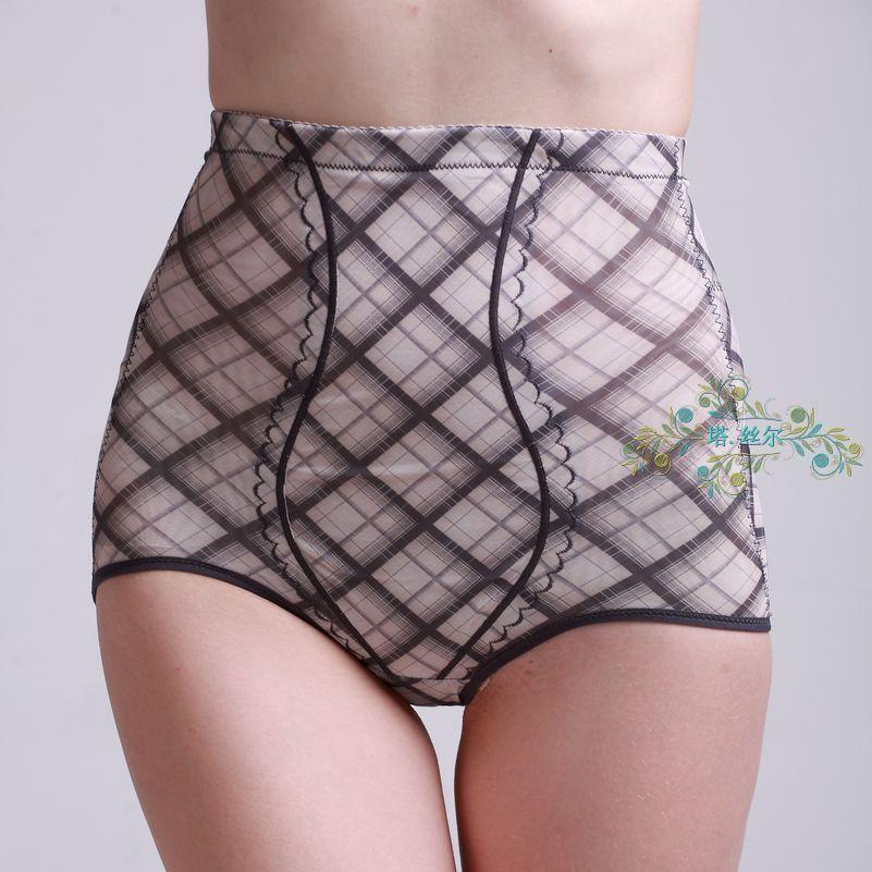 Body shaping pants high waist beauty care pants high waist abdomen drawing butt-lifting panties female abdomen drawing pants
