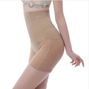 Body shaping pants high waist seamless body shaping beauty care pants corset pants abdomen drawing pants safety pants