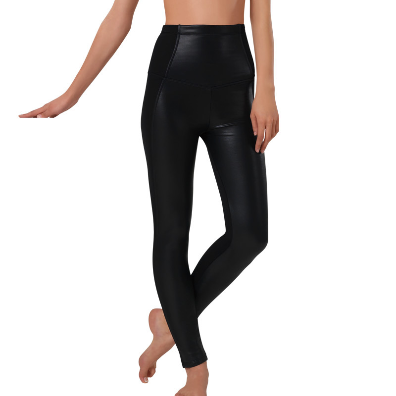 Body shaping plastic pants beauty care shape mending Women high waist body shaping thickening thermal trousers tr1173