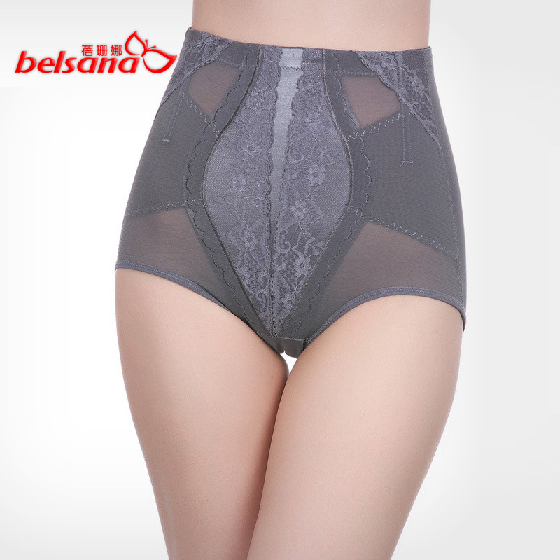 Breathable beauty care body shaping panties high waist corset butt-lifting pants free shipping