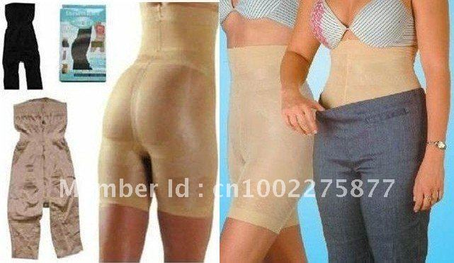 California Beauty Slim Lift/Slim N Lift/Slim Pants Body Shaper Beige and black High Quality Free Shipping Wholesale